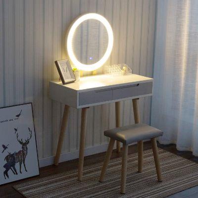 Coiffeuse-scandinave-yu-yusing-LED-grande-amenagee