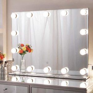 miroir à coiffeuse