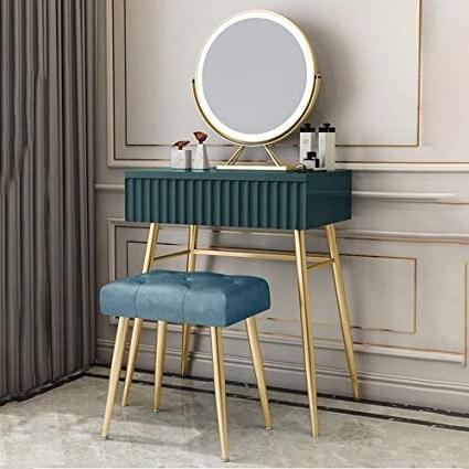 coiffeuse console et miroir