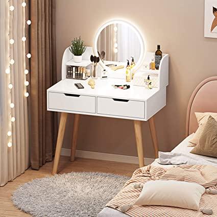 lumière de coiffeuse meuble
