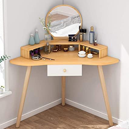modele de coiffeuse en bois